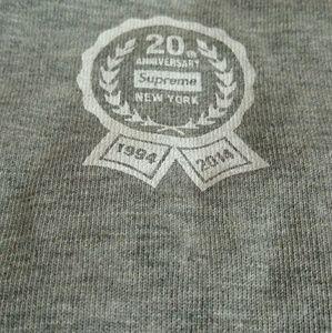 Supreme Shirts - Supreme box logo XL